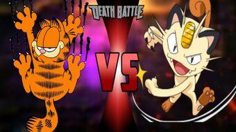 Garfield Vs Meowth Death Battle Fanon Wiki Fandom