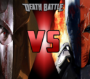 Shredder VS Deathstroke