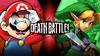 Mario VS LInk V2 (Sharaku)