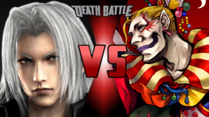 Sephiroth VS Kefka