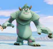 Sulley in Disney Infinity 2