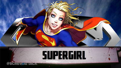 Supergirl Interlude