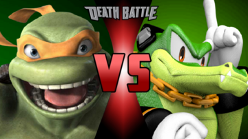 Michelangelo VS Vector