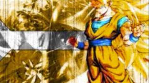 SSJ3 Goku Theme Extended
