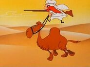 Yosemite Sam - Arab