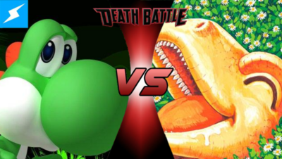 Yoshi vs Gon