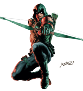 Green Arrow-