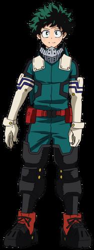 Izuku Midoriya | Death Battle Fanon Wiki | FANDOM powered by Wikia