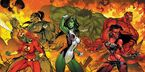 Fall of the Hulks The Savage She-Hulks Vol 1