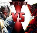 Raiden vs Excalibur