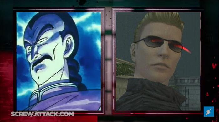 Tao vs Wesker Set