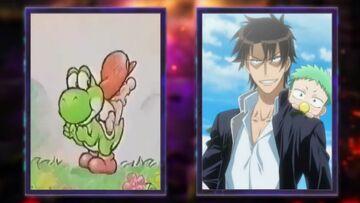 Yoshi vs Tatsumi Oga Combatant Set (Fox-Shock)