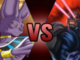 Beerus vs Darkseid