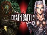 Ganondorf vs Sephiroth