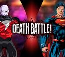 Jiren VS Superman