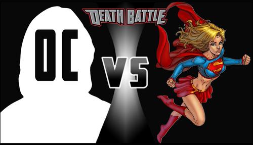 Nkstjoa OC Supergirl Series Finale