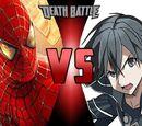 Spider-Man VS Kirito