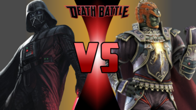 Vader vs Ganondorf