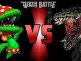 Biollante vs Petey Piranha