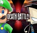 Luigi vs Dib Membrane