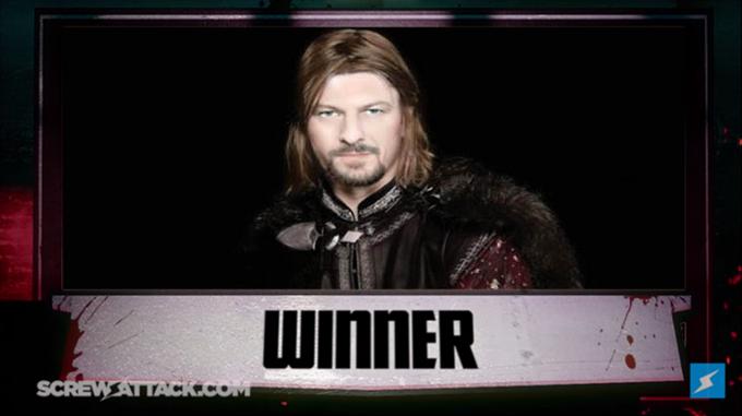 Win Boromir
