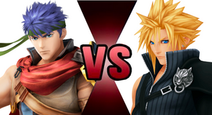 Cloud Strife Ike Fake Thumbnail