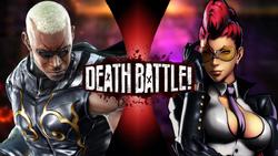 Raven (Tekken) vs
