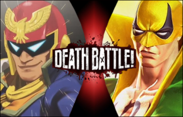 Captain Falcon vs Iron Fist TN (MLG Avocado)