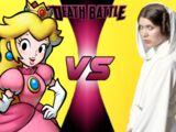 Princess Peach vs Princess Leia