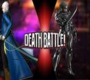 Vergil vs Raiden