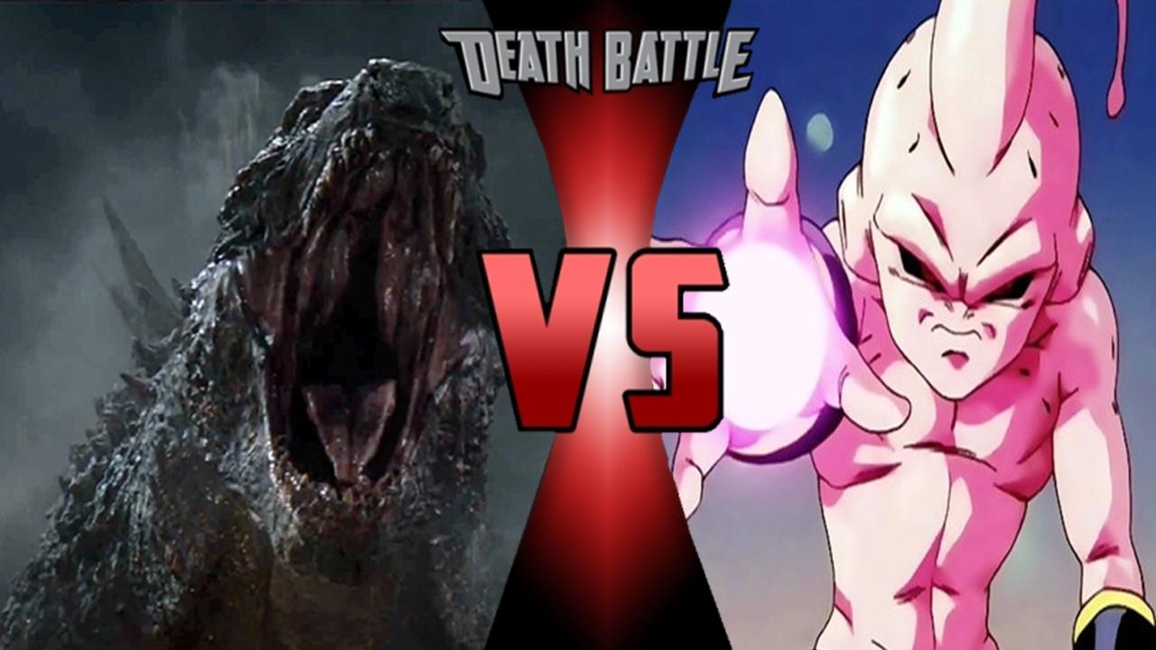 Godzilla vs Kid Buu | Death Battle Fanon Wiki | FANDOM ...