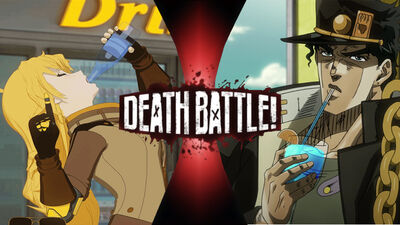 Jotaro VS Yang | Death Battle Fanon Wiki | FANDOM powered by Wikia