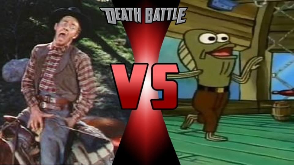 Wilhelm vs  Fred the Fish   Death Battle Fanon Wiki   FANDOM powered