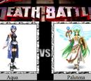 Aqua vs. Palutena