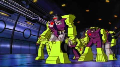 Transformers G1 The Movie Decepticon Leadership Battle-0