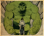 Marvel Comics - The Hulk and Bruce Banner