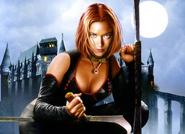 Movie Kristanna Loken as Rayne in BloodRayne