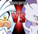 Silver the Hedgehog VS Mewtwo