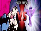 Twilight Sparkle vs Stocking Anarchy