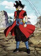 Xeno Goku Anime 1