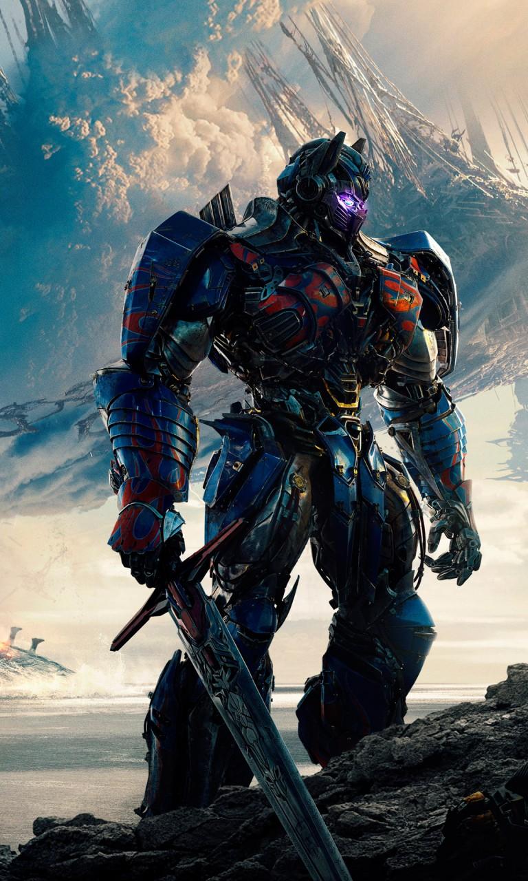 image  optimus prime transformers the last knight