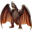 Godzilla X Monster Strike - Rodan
