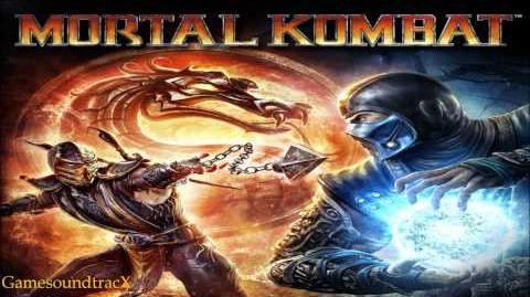 Mortal Kombat 9 - Fatality - Theme Soundtrack