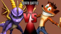 Spyro VS Crash (by Doomfest)