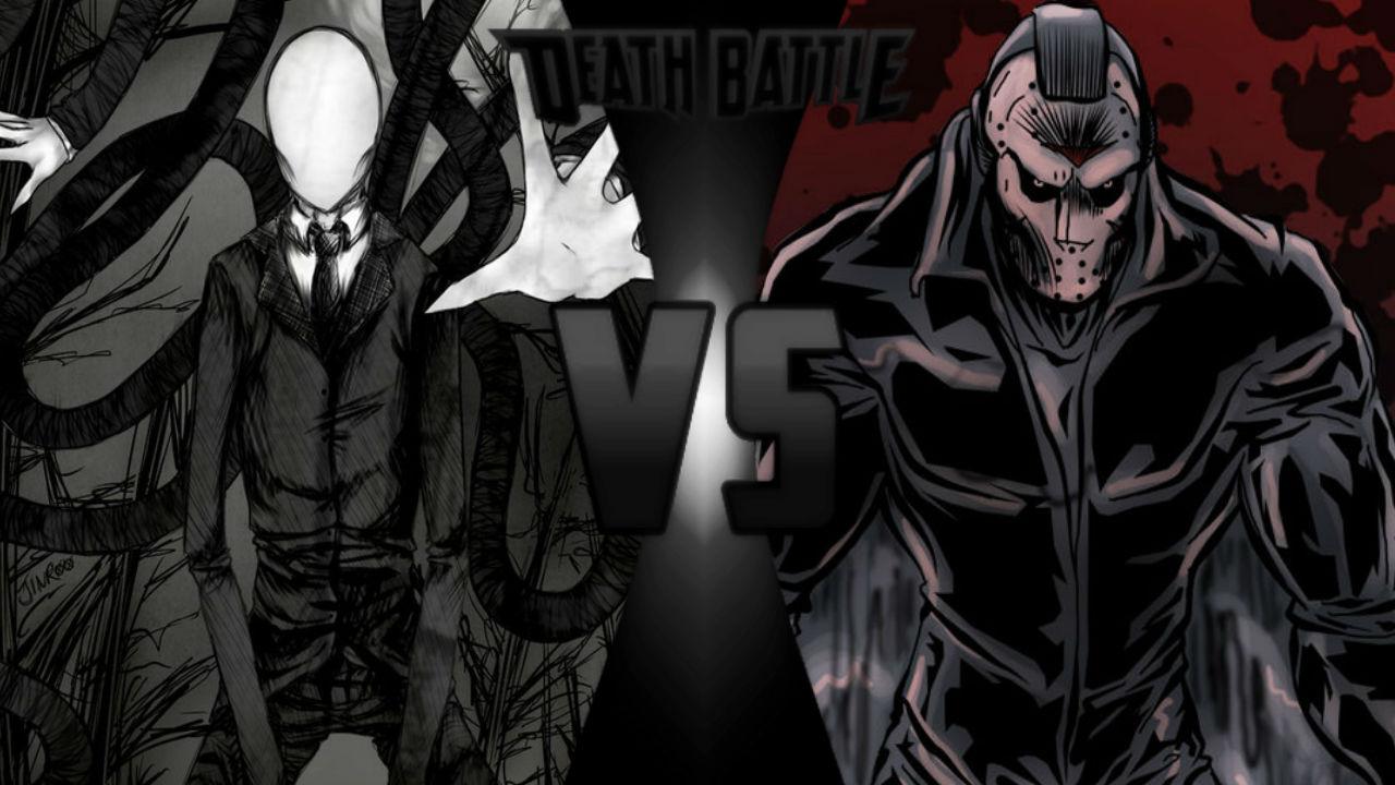 slenderman vs jason voorhees death battle fanon wiki fandom powered by wikia