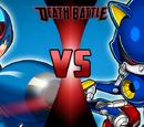 X VS Metal Sonic