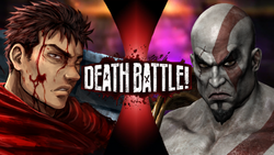 Kratos VS Guts