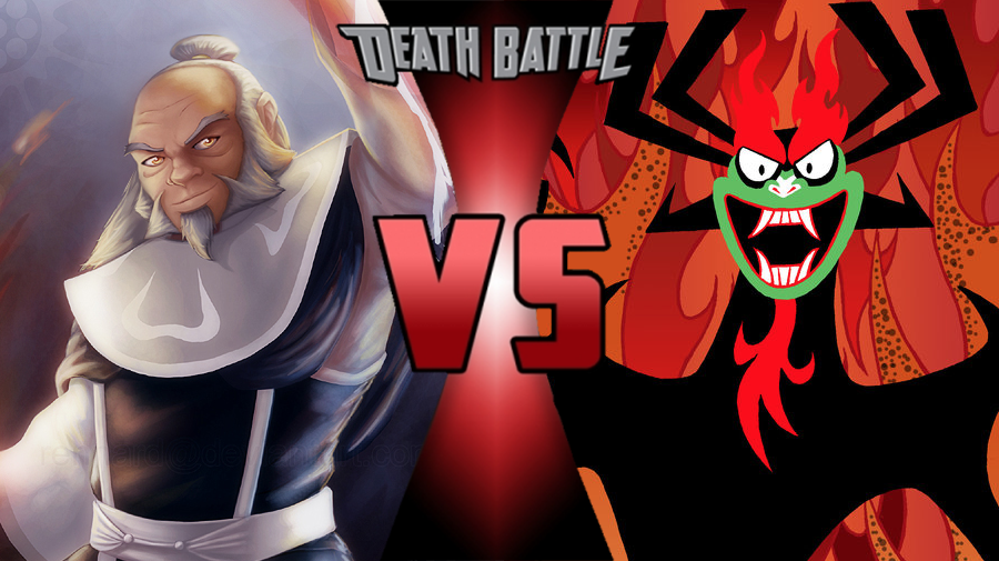 Iroh vs Aku | Death Battle Fanon Wiki | FANDOM powered by Wikia