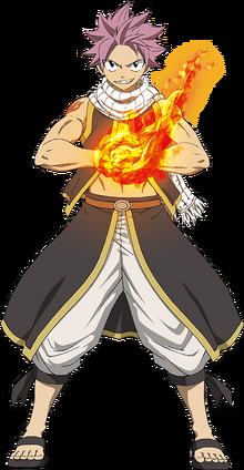 Natsu Dragneel vs  Katsuki Bakugou | Death Battle Fanon Wiki