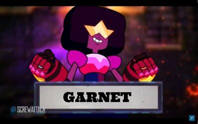 Garnet, Leader of The Crystal Gems!